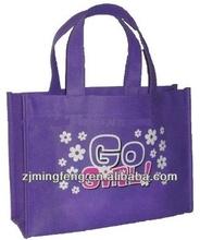 high quality eco-friendly reusable pp laminated non woven bag