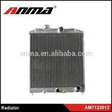 Manufacturer aluminum Auto Radiator for car