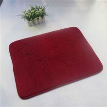 Hot sale 100% polyester momory foam door mats