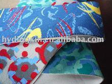 jacquard bus seat cover