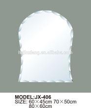 bevelled mirror JX406