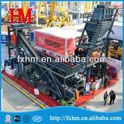 HMBP-MB60 Mobile Concrete Batching Plant