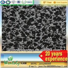 Silver crack effect powder coating