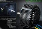 brushless dc motor (BLDC motor) 3kw to 7kw