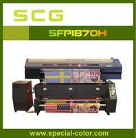 Industrial Textile Sublimation Printer Machine SFP-1870H