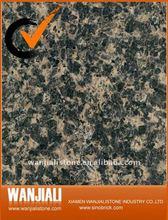 Black Leopard Skin Granite