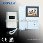"2014 b/w Digital color video door phone with 4"" TFT LCD Camera cheaper video door phone hot sales"