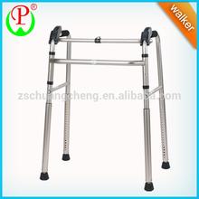 aluminum folding handicapped equipment elderly walker crutches exercise walker for elder