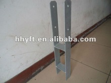 H-ground stake for construction supplier