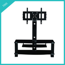modern design luxury tv stand with casters