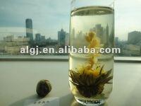 """blooming tea """"bu bu gao sheng"""""""