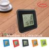 YD8099T digital alarm clock with temperature and humidity for promo