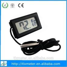 LCD display aquarium digital thermometer for fish tank TL8009