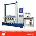 Caja de cartón de compresión máquina de prueba