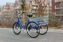 Three Wheel Electric Bike with CE