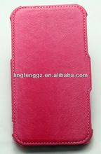 Good quality thin pu leather case for samsung galaxy note2 n7100