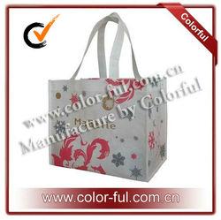 Customized foldable shopping bag