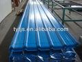 aluminium ondulé feuille de toiture trapézoïdale