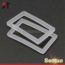 Wear resistant pvc rubber gasket
