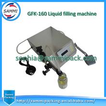 Export Standard Liquid Filling Machine , Bottle Liquid filler (3-3000ml) GFK-160