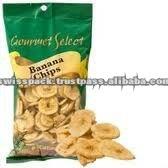 Banana Chips Packing Bag