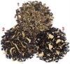 Natural Green Tea Leaves / Camellia Sinensis Leaves Tea Cut