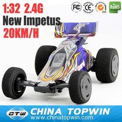 1:32 2.4G high speed New Impetus mini car(SPEC-2301) subaru rc cars
