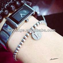 custom metal pendant metal charms for paracord bracelets custom made metal logo charms