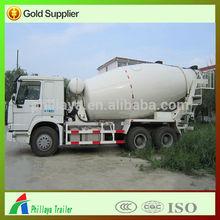 8 cbm cement mixer truck / cement truck