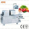 Jy-620/850/dxd-620 horizontal tipo de travesseiro de carne congelada/vegetais frescos a máquina de embalagem para venda com 20+ confiável fábricas