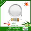 Shenzhen Hot selling round 18w slim led panel light for office