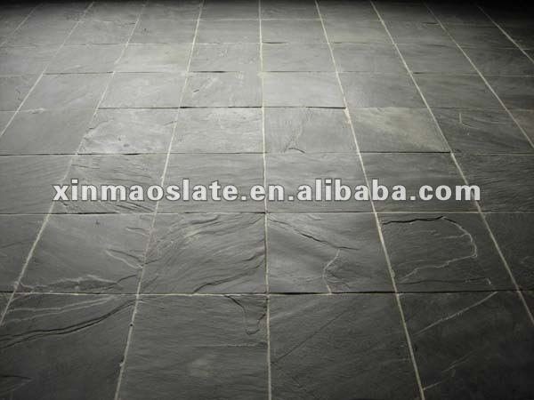 natural slate stone tile black slate flooring tiles cheap slate stone flooring