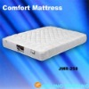 Spring mattress with soft foam