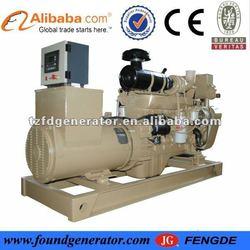 120kw diesel marine generator with CCS, BV, RS