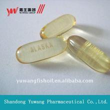 omega 3 fish oil EPA50%/DHA25% halal soft capsules