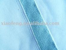 100% polyester anti-pilling polar fleece bonded 4-way stretch woven fabric