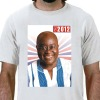 Pre shrinking cotton election t shirt custom promotional t-shirts
