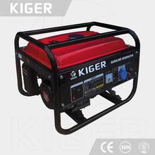 Hot sale copper wire united backup manual power generators 168f