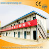 China Beautiful 2 Storey Prefab Timber House Villa with Slope Roof