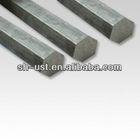 hexagonal bars carbon steel C45