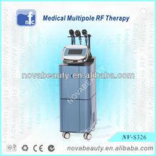 NV-S326 TRI&HEXA-POLAR RF Skin Treatment Machine skin rejuvenation wrinkle removal beauty equipment