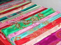 Textile,Fabrics Inspection Service& Garment quality control