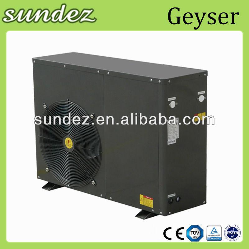 ปั๊มน้ำร้อนเครื่องทำความร้อนr410a3.7kw( built- inปั๊มน้ำ)
