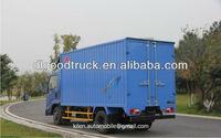 2013 NEW JMC light truck cargo truck van truck 4x2