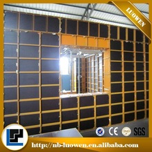 Integrated Building Steel Formwork System for Construction