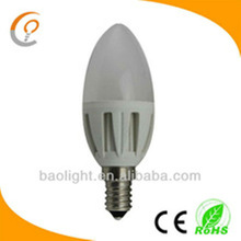 companies looking for distributors 3w e14 Samsung led candle bulb huizhuo lighting