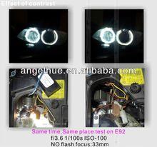 Brighter light led car logos with names lighting angel eye style