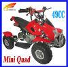 Mini kids quad bikes 50cc