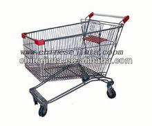supermarket trolley/goods shelf