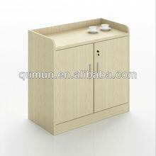 modern melamine office low cabinet